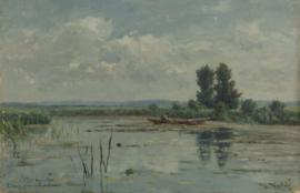 Fotobehang Plas bij Loosdrecht Willem Roelofs