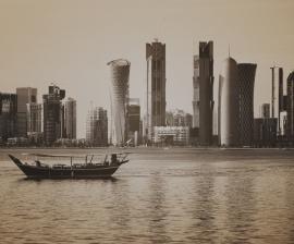 Fotobehang City Love CL74C Doha