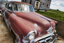 Fotobehang American Oldtimer