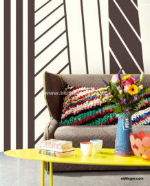 Eijffinger Stripes+ 377206 Wallpower Slanted Diagogo