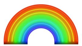 Noordwand Good Vibes GVC24312 Rainbow