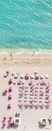 Komar Pink Umbrella P011-VD4