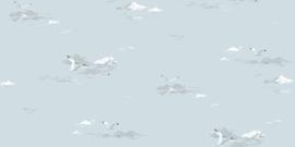 Boras Tapeter Marstrand || 8856 zeemeeuwen