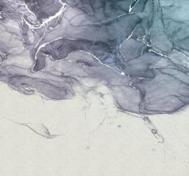 Komar Raw R3-024 Ink Blue Fluid