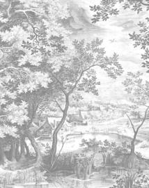 Kek Wonderwalls Engraved Landscapes PA-031