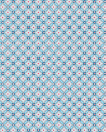 Eijffinger Pip Studio behang 341021 Geometric Light Blue