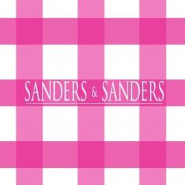 Behang Sanders & Sanders Trends&More 935249 ruiten
