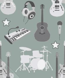 Behangexpresse Thomas - 27142 muziekinstrumenten