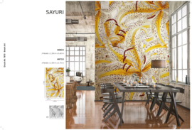 Fotobehang Smart Art Sayuri 46715