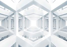 Fotobehang Architectuur