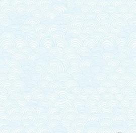 Eijffinger Pip Studio behang 313031 Shanghai Bows Blauw
