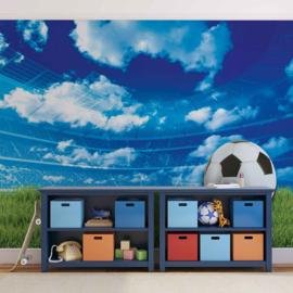 Fotobehang Voetbal en Stadion