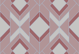 Hookedonwalls Tinted Tiles 29032