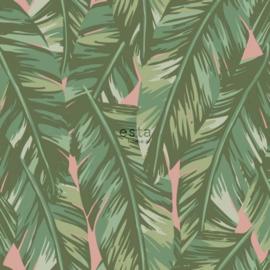 Esta Jungle Fever 151-139015 bananen bladeren