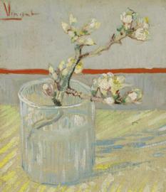 fotobehang BN Wallcoverings Van Gogh 30549 Bloeiend amandeltakje in een glas