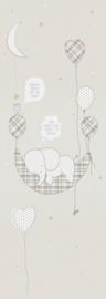 Sofie & Junar INGK7627 Elephant in the room afmeting 100cm x 280cm hoog