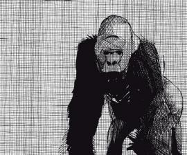 Dutch DigiWalls Due - art. 2033 Gorilla