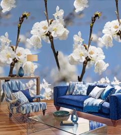 Colorful Florals&Retro fotobehang designed by INGK7283