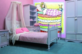 Sweet Collection by Monica Maas - Princess in Bunk Bed art. 5059