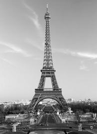 Fotobehang Idealdecor 00386 La tour Eiffel