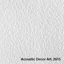 Intervos Acoustic Decor 2615 geluidsisolerende wandbekleding overschilderbaar
