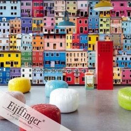 Eijffinger Wallpower Wonders Colourblocks 321540