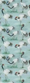 Osborn & Little Mansfield Park W7456-02 Cranes