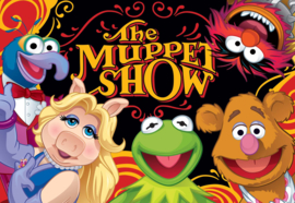 Fotobehang The Muppet Show