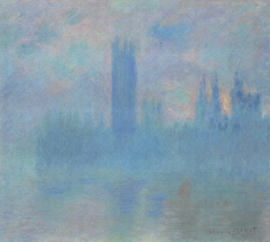 Dutch Painted Memories 8088 Houses of parliament, Londen
