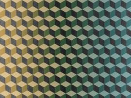 BN Cubiq 200416 Fading Cube Mural