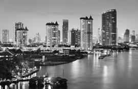 Fotobehang City Love CL87B Bangkok