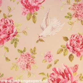 Behang Eijffinger Un Bisou 365031 rozen