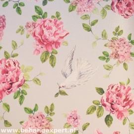 Behang Eijffinger Un Bisou 365034 rozen