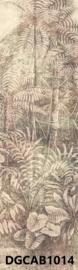 Khrôma Cabinet of Curiosities DGCAB1014 afm. 127cm x 300cm hoog Wander Linen