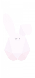 Esta photowall XL2 for kids  158855 Origami bunny