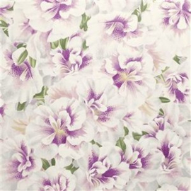 John Derian for Designers Guild PJD6004/02 Variegated Azalea