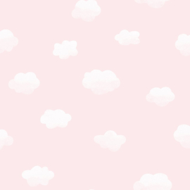 Over the Rainbow 90992 Cloudy Sky Pink