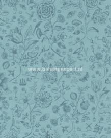 Eijffinger PiP Studio behang 375012 Spring to Life Two Tone Zeeblauw
