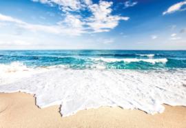 Fotobehang Sea And Sand Beach