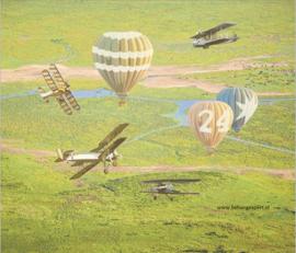 Eijffinger Wallpower Junior 364169 Fly Over Africa