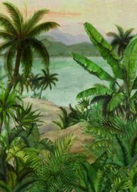Hookedonwalls Blooming Mural BLD22780