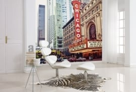Fotobehang City Love CL36A Chicago