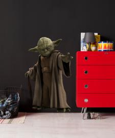 Wandsticker Starwars Yoda 14721