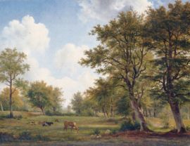 Dutch Painted Memories 8051 Dutch Landscape II