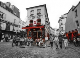 Fotobehang City Love CL37B Parijs