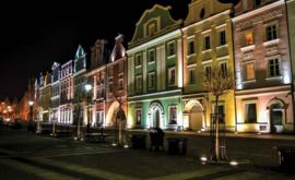Fotobehang City