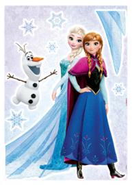 Wandsticker Frozen Sisters 14046