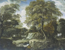 Dutch Painted Memories 8027 Forest Barend Cornelis Koekkoek