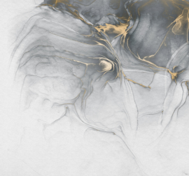 Komar Raw RSX6-037 Ink Gold Fluid