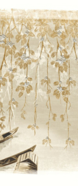 Khrôma Kimono DGKIM2023 River Dew afm. 127cm breed x 300cm hoog